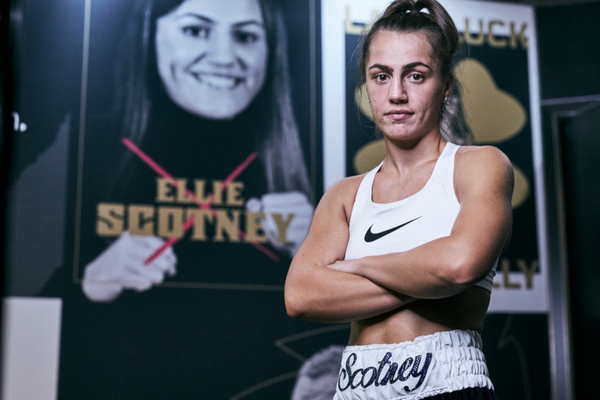 Ellie Scotney pro debut ready: 'I handed in my B&Q resignation'