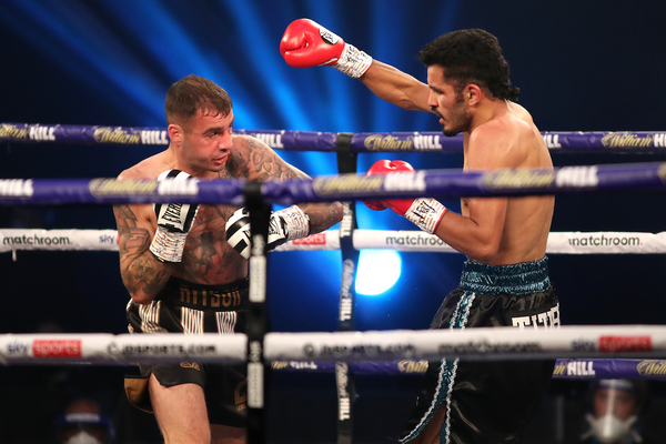 Lewis Ritson vs Miguel Vazquez keeps Brit's world title dream alive; Joe Laws shocked