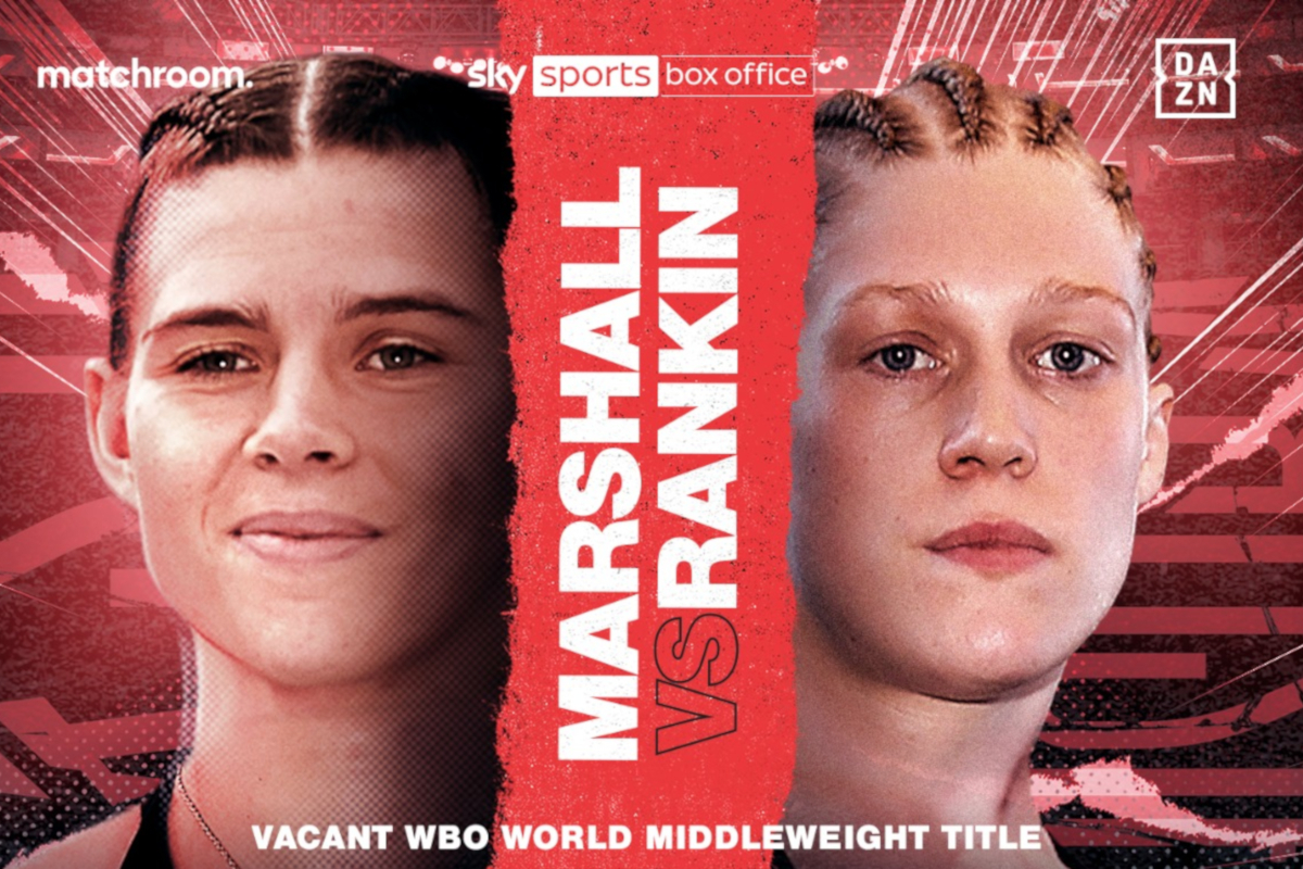 Savannah Marshall vs Hannah Rankin
