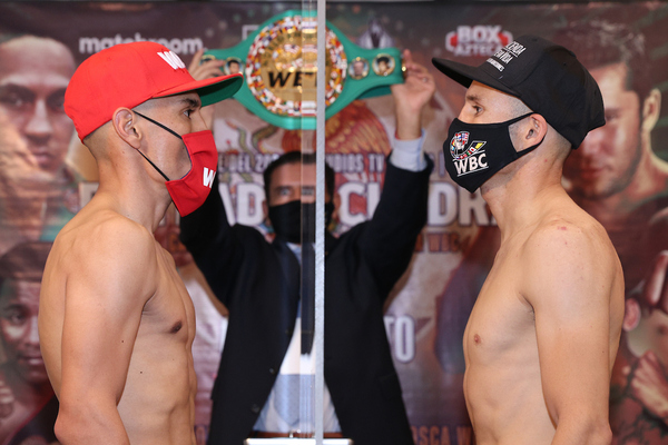 Juan Francisco Estrada vs Carlos Cuadras 2 weights, TV channel, running order & undercard