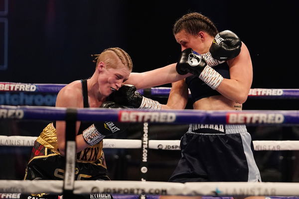 Savannah Marshall vs Hannah Rankin, new WBO champ crowned; early results from Usyk vs Chisora