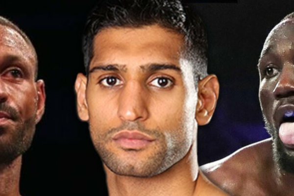 Amir Khan exclusive on Crawford vs Brook: 'Kell can stop his reign, I'm rooting for him'