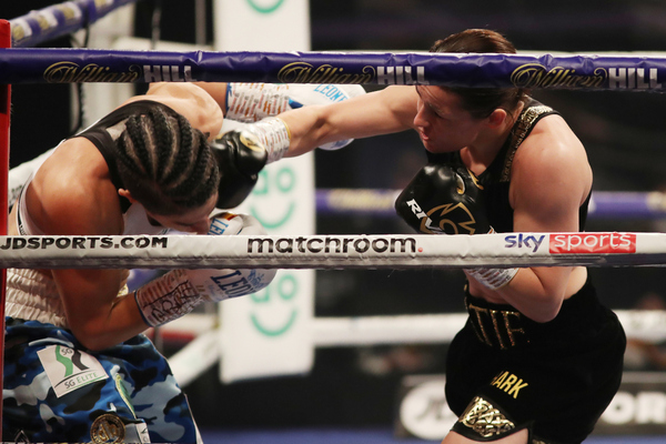 Katie Taylor dazzles, Terri Harper dominates, in female triple-header