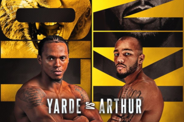 Anthony Yarde vs Lyndon Arthur replaces Tyson Fury fight in the schedule