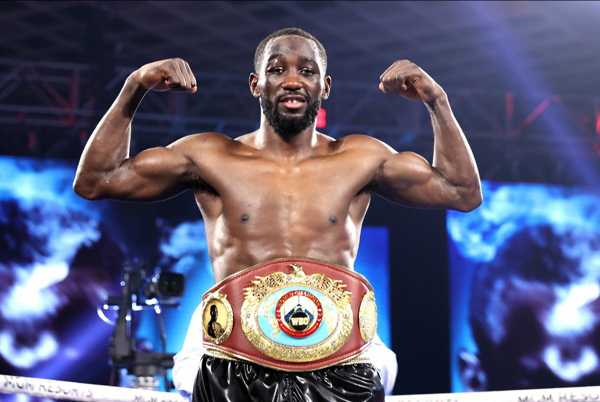 Terence Crawford vs Kell Brook a huge hit for ESPN
