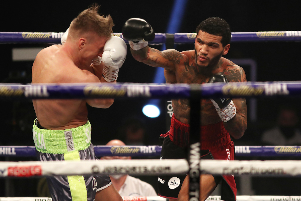 Conor Benn vs Sebastian Formella (Mark Robinson/Matchroom)