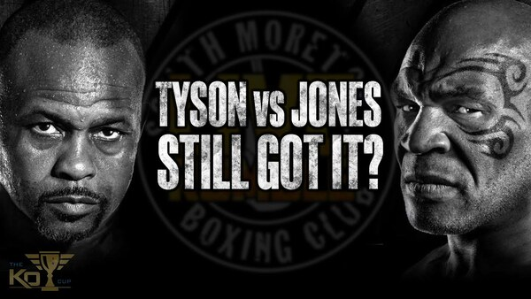 MIKE TYSON VS ROY JONES: ANYTHING COULD HAPPEN... What will?