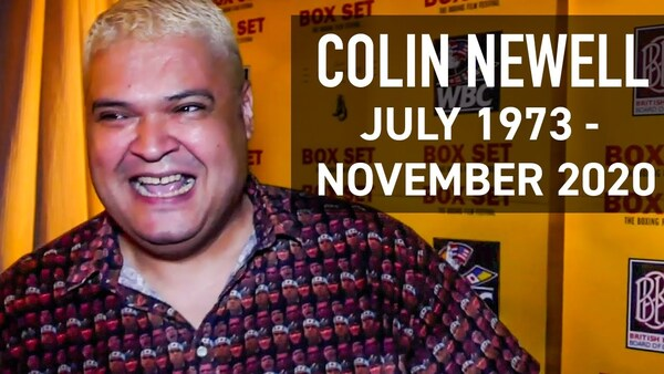 TRIBUTE TO HEAVY D (Colin Newell): We'll miss you, BOOMINATOR