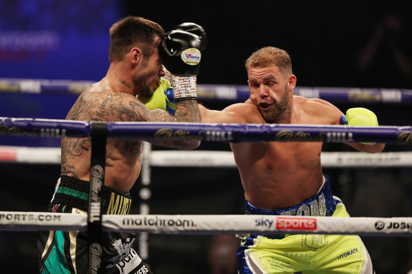 Billy Joe Saunders dominates Martin Murray, needs big fights now