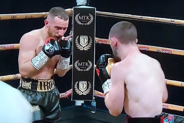 Jazza Dickens beats Ryan Walsh to take MTK Golden Contract title and WBO No. 1 ranking