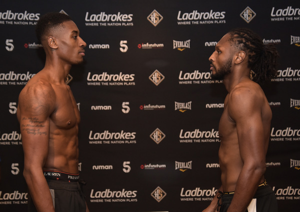 Seconds Out to live stream Shakan Pitters vs Craig Richards show - how to watch
