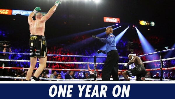 DEONTAY WILDER vs TYSON FURY 2: THE ANNIVERSARY - Remembering a masterclass