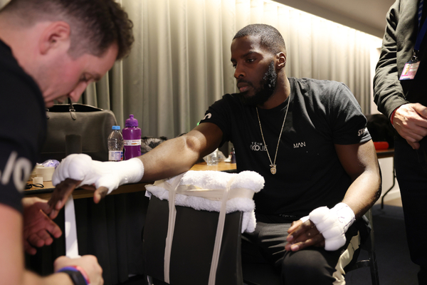 Lawrence Okolie - 'I'll stop Glowacki, unify and move up to heavyweight'