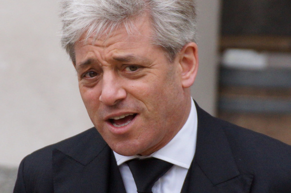 Frank Warren and John Bercow join forces as ex-Speaker enters boxing