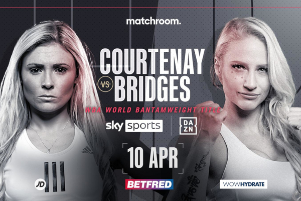 Shannon Courtenay vs Ebanie Bridges for world title after Rachel Ball gets Covid-19