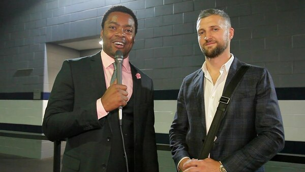 Carl Froch ACCEPTS Roy Jones FIGHT!