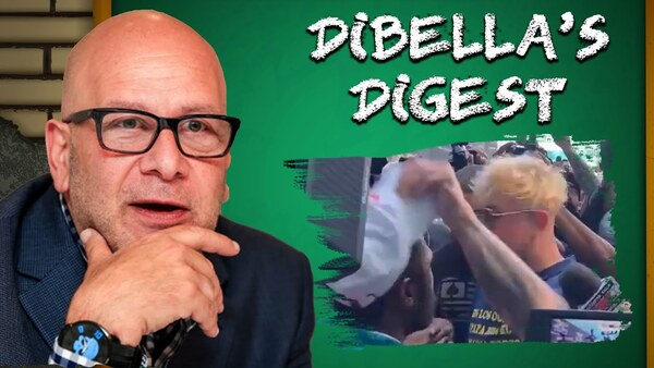 GOTCHA HAT? 'I like JAKE PAUL' - Lou DiBella SHOCKING CONFESSION