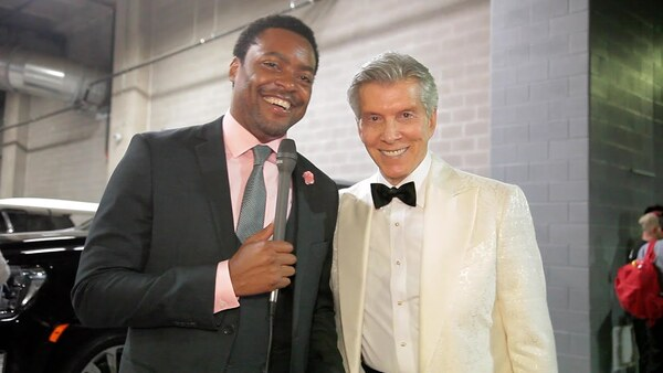 Michael Buffer: CAREER ENDING injury if Saunders continued vs Canelo! & MAJESTY of 73,000 fans!